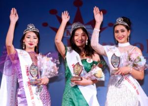 'मिस मंगोल नेपाल २०१९'को ताज सिभिराले चुमिन्