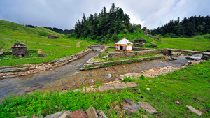 Khaptad: holy, quiet, vast and beautiful