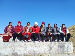 रामेछापको शैलुङ्ग क्षेत्रमा पर्यटकको चहलपहल शुरु