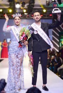 प्रविण र अनिशा बने मोडल हन्ट नेपाल सिजन ६ का विजेता