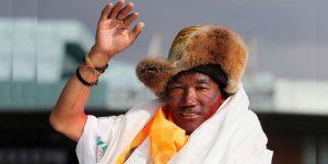 कामिरिता शेर्पाले चढे २५औँ पटक सगरमाथा