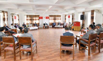 एमाले स्थायी कमिटी बैठकको निर्णय: देउवा नेतृत्वको सरकारलाई समर्थन नगर्ने र विश्वासको मत पनि नदिने