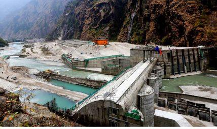 माथिल्लो तामाकोशी जलविद्युत् आयोजनाले बिजुली उत्पादन गर्ने