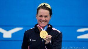 बर्म्यूडाका फ्लोरा डफीले ओलिम्पिमा स्वर्ण पदक जितेकी छिन्