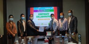 नेपाल मेडिसिटी अस्पताल र यती एअरलाइन्सबीच सम्झौता
