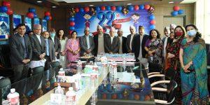 मेगा बैंक नेपाल लिमिटेड ११ वर्ष पूरा गरी १२ वर्षमा प्रवेश