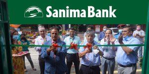 सानिमा बैंक लिमिटेडले भैंसेपाटीमा बैंकिङ सेवा विस्तार