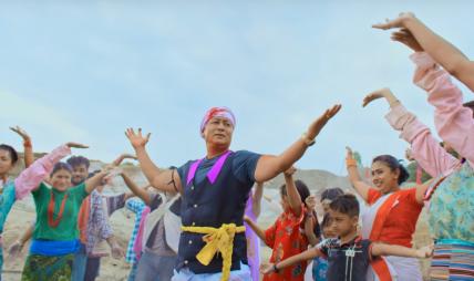 गीतकार टेक तामाङको 'नेपाल आमा'को म्यूजिक भिडियो सार्वजनिक {भिडियो सहित}