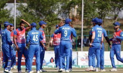 विश्वकप क्रिकेट लिग-२ अन्तर्गत आज नेपाल र अमरिकाबीच प्रतिष्पर्धा हुँदै